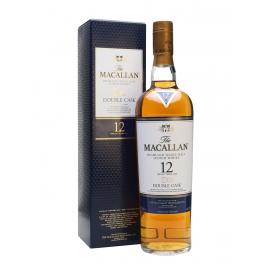 Macallan 12 Years Double Cask 70cl.