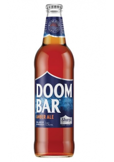 Sharps Doom Bar Amber Ale Bot.8x50cl.