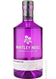 Whitley Neil Rhubarb Ginger Gin 70cl.