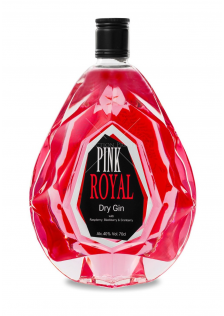 Pink Royal Dry Gin 70cl.