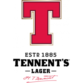 Tennent's Lager Barril 30L.