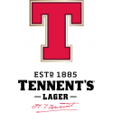 Tennent's Lager Barrel 30 Litre.