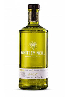 Whitley Neill Lemongrass and Ginger 70cl.