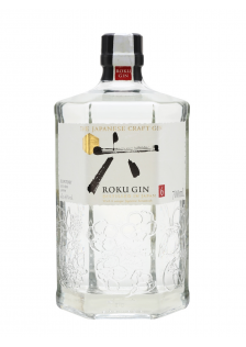 Roku Japanese Craft Gin 70cl.