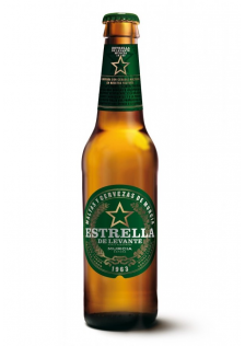 Estrella Levante Bot. 24x33cl Returnable Crate