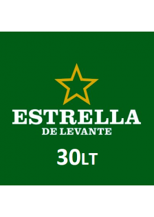 Estrella Levante 30 Liter Small Barrel