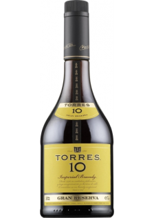 Torres 10 Brandy Imperial 70cl.