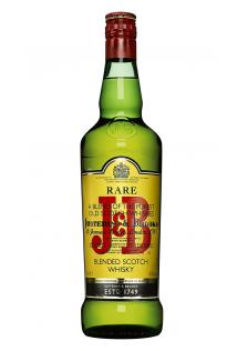 J&B Whisky 70cl.