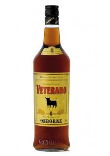Veterano Brandy 1 Litre.