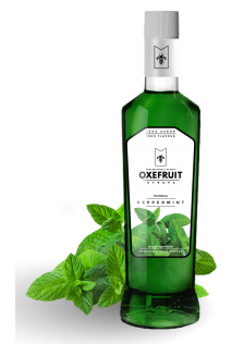 Sirope Hierbabuena/Peppermint Oxefruit 0,70L.