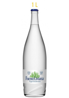Fuente Liviana 12x1 Litre. Returnable Crate