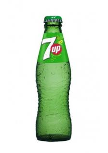 7Up Free Lime-Lemon Bot. 24x20cl.