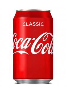 Coca Cola Lata 24x33cl.