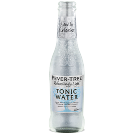 Fever Tree Natural Light Tonic 24x20cl.