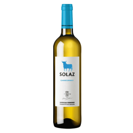 Solaz Chardonnay Case 6x75cl.