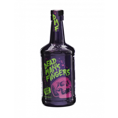 Dead Man's Fingers Hemp CBD Rum 70cl.