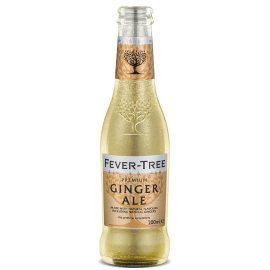 Fever Tree Ginge Ale 24x20cl.