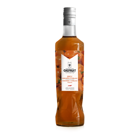 Sirope Spicy Habanero Oxefruit 0,70L.