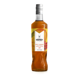 Spicy Mango Syrup Oxefruit 0,70L.