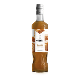Sirope Caramelo Oxefruit 0,70L.