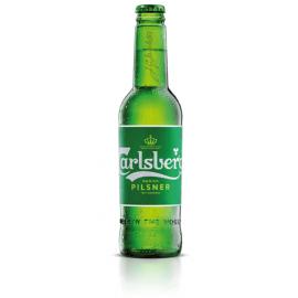 Carlsberg NR Bottles 24x33cl.