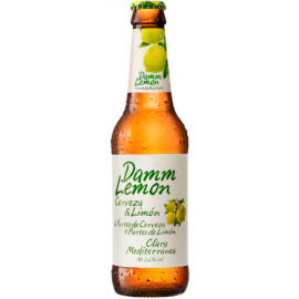 Damm Lemon Bottles 24x33cl.