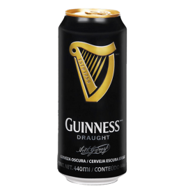 Guinness Draft Can 24x44cl.