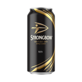Strongbow Cans 24x50cl.