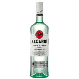 Bacardi Ron 1 Litre