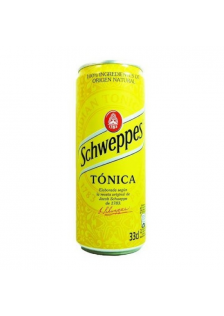 Schweppes TONIC Can 24x33cl.