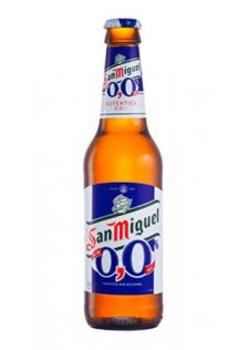 San Miguel Sin 0,0 Botella 24x25cl.
