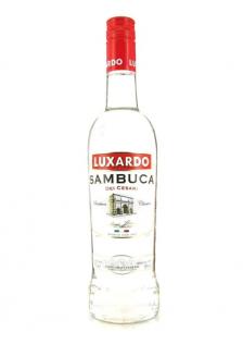 Luxardo Sambuca Dei Cesari (Blanca) 0,70