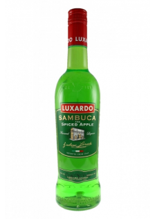 Luxardo Sambuca Spiced Apple 70cl.