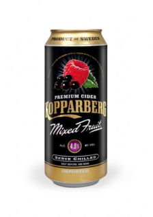 Kopparberg Mixed Fruit Lata 24x50cl.
