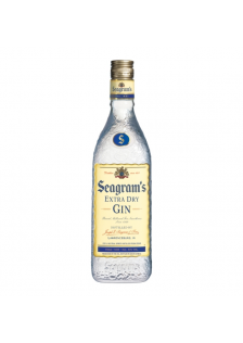 Seagrams Gin 70cl.