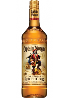 Captain Morgan Spiced Gold Rum 1L.