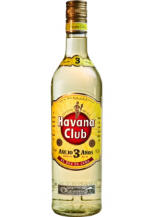 Havana Club 3 Años 0,70L.
