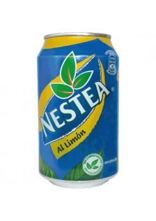 Nestea Lemon Can 24x33cl.