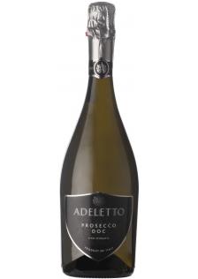 Prosecco Adeletto Botella 0,75L.