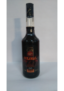 Licor de Café Colosal 70cl.