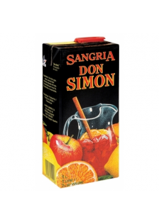 Sangria Don Simon Brick 12x1L