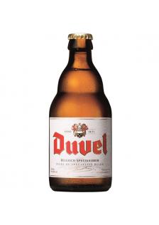 Duvel bottles 24x33cl.